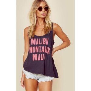 Sundry Malibu Montauk May Maui Tank